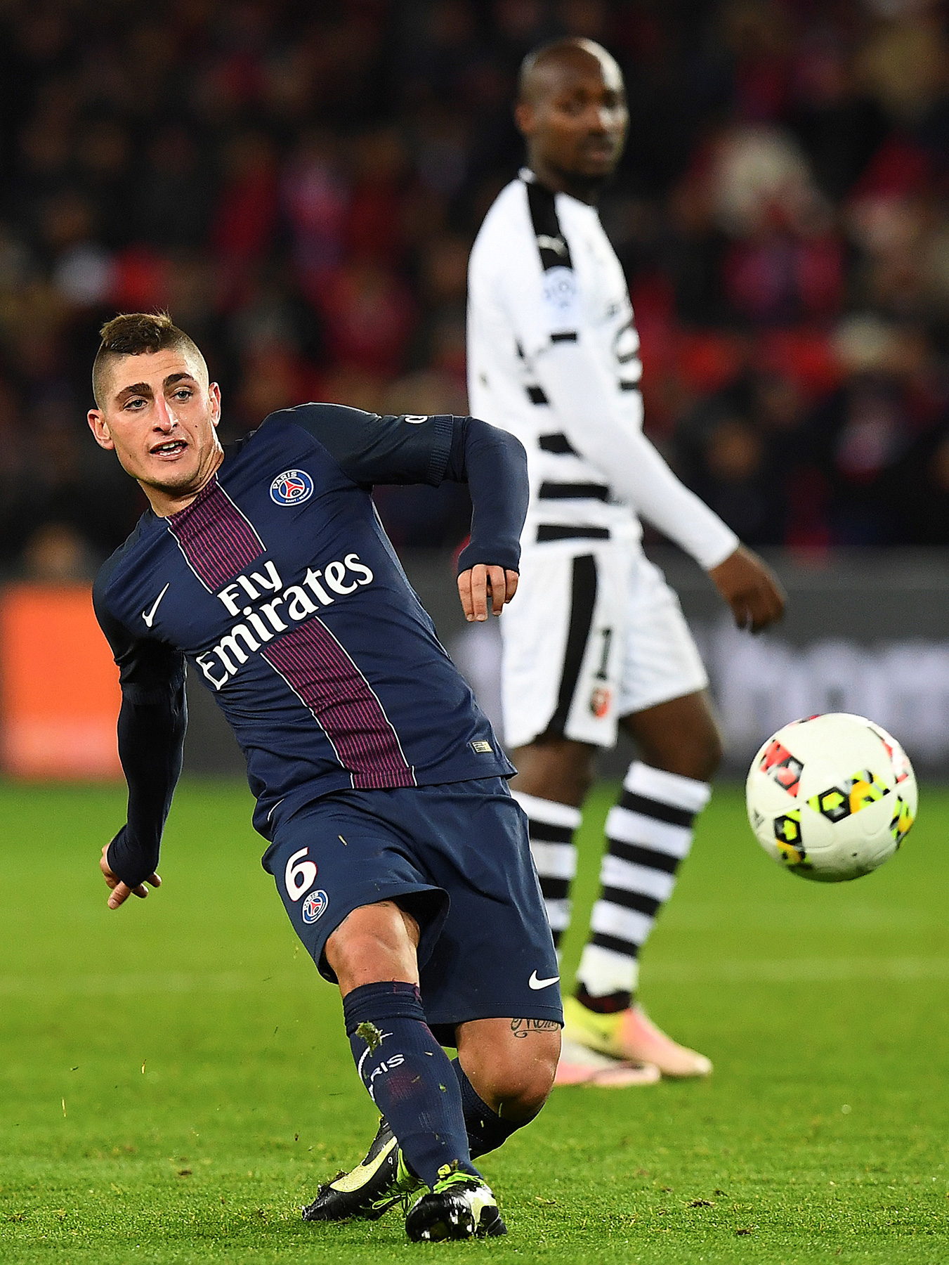 Match in Photos: PSG's Dominating Win Over Rennes - PSG Talk