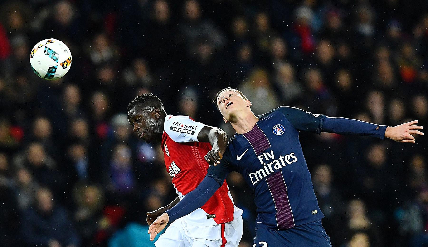 Mbappé scores 2 against his former club as PSG beats ...  |Monaco ... Psg