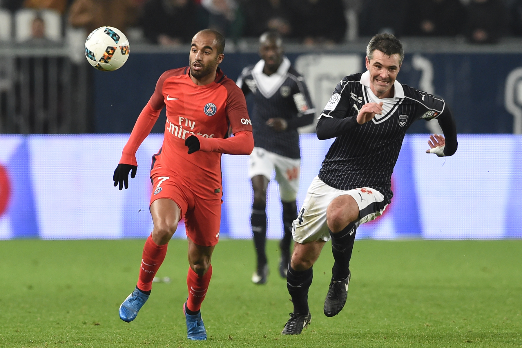 match in photos psg firing on all cylinders in win over bordeaux