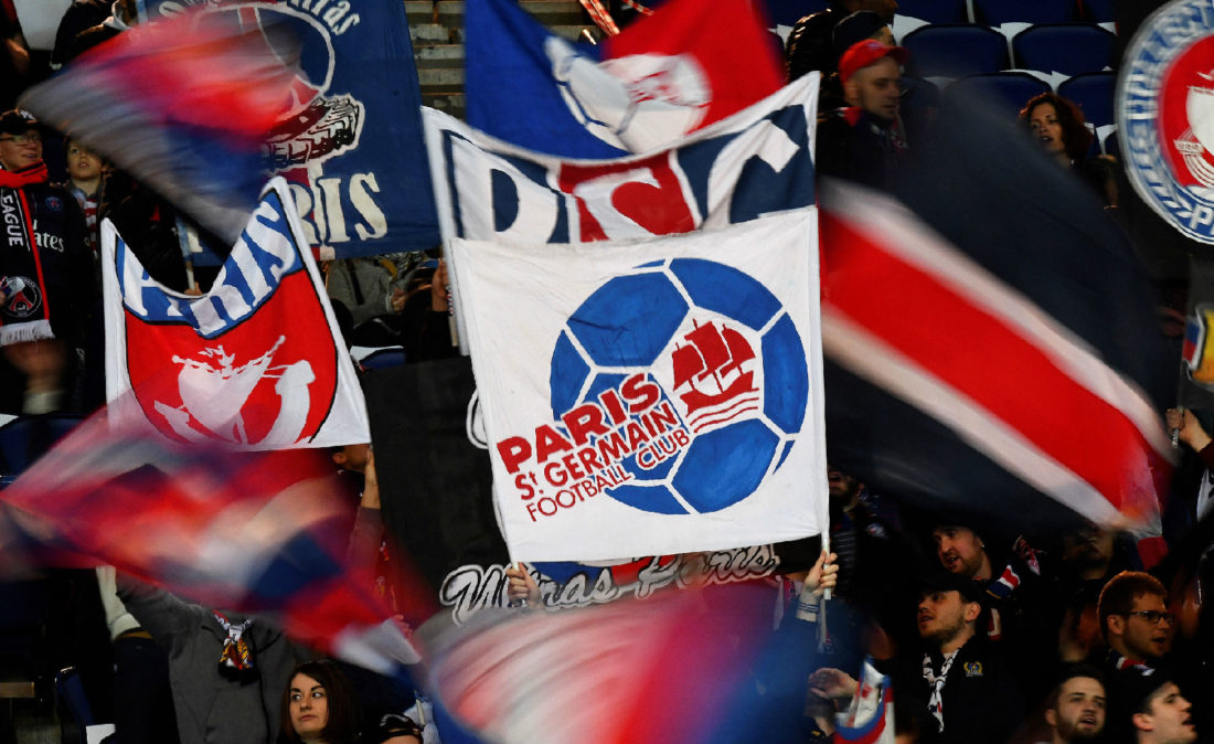 Paris Saint-Germain Ultras