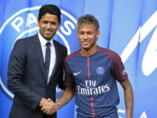 Nasser and Neymar