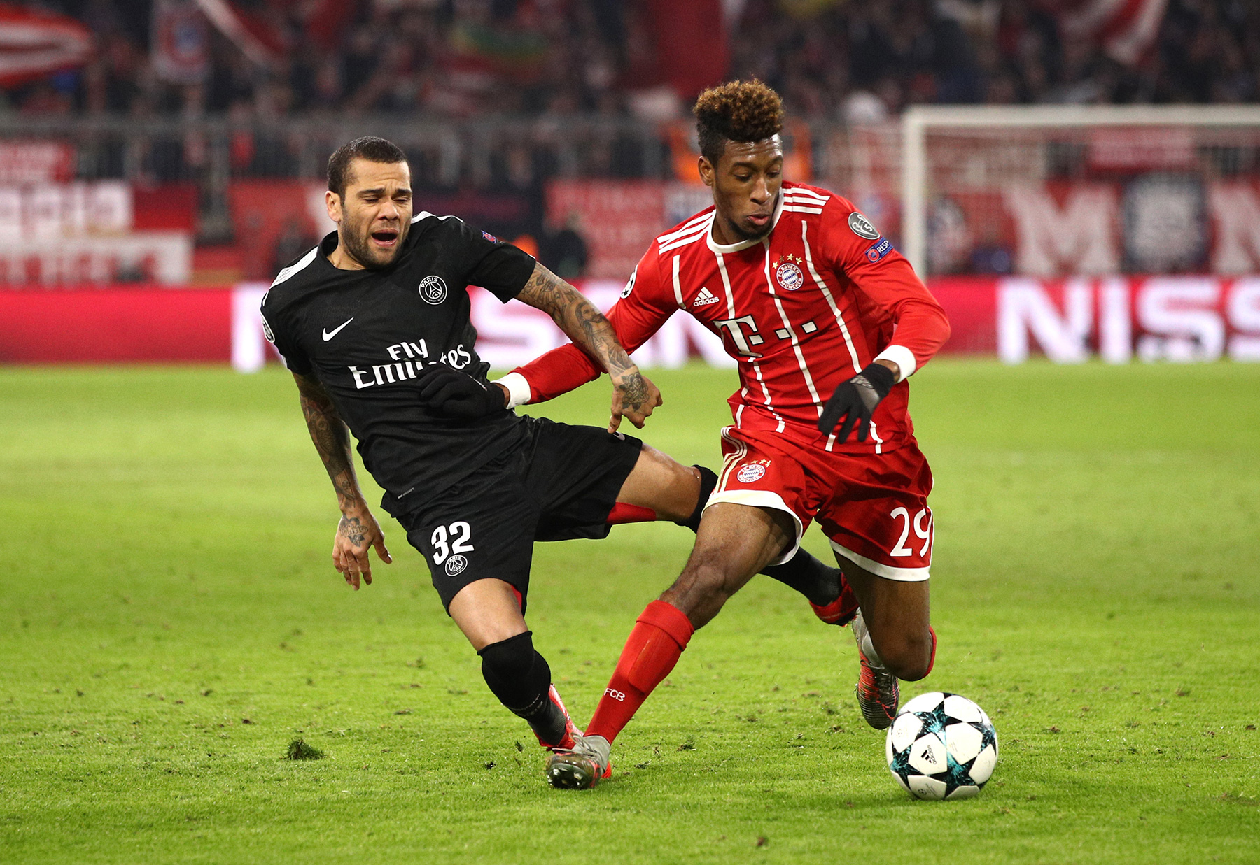 Player Ratings: Bayern Dismantle PSG in Champions League - PSG Talk