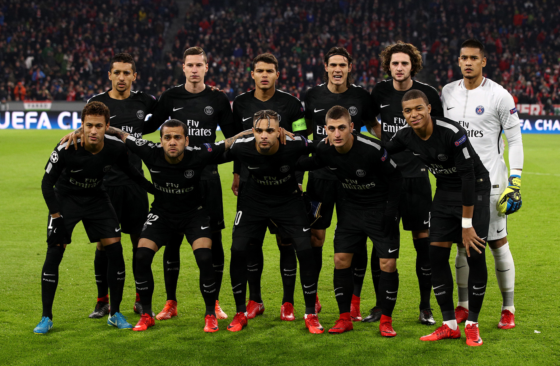PSG: Predicting PSG's Starting Lineup And Formation For The