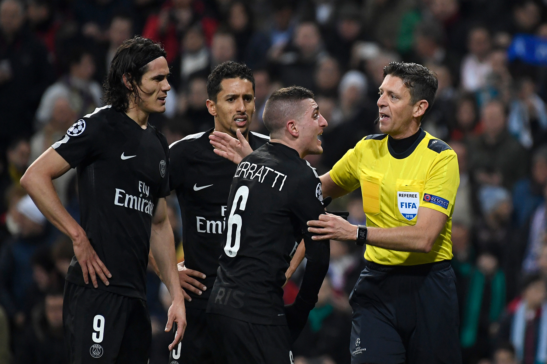 PSG: Can PSG Overcome Officials To Advance In Champions League