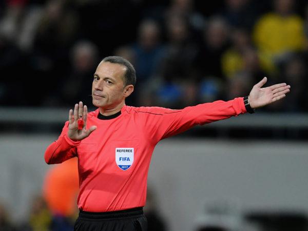 World Cup Referee
