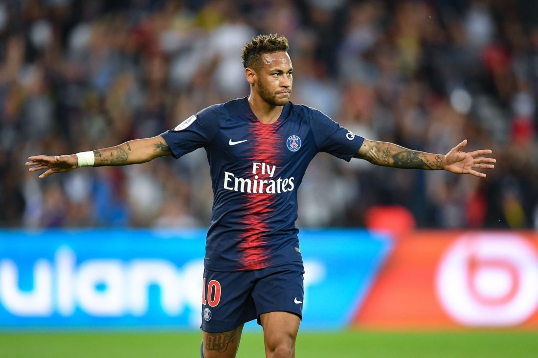 PSG celebrate eighth title as Neymar gets back in action ...