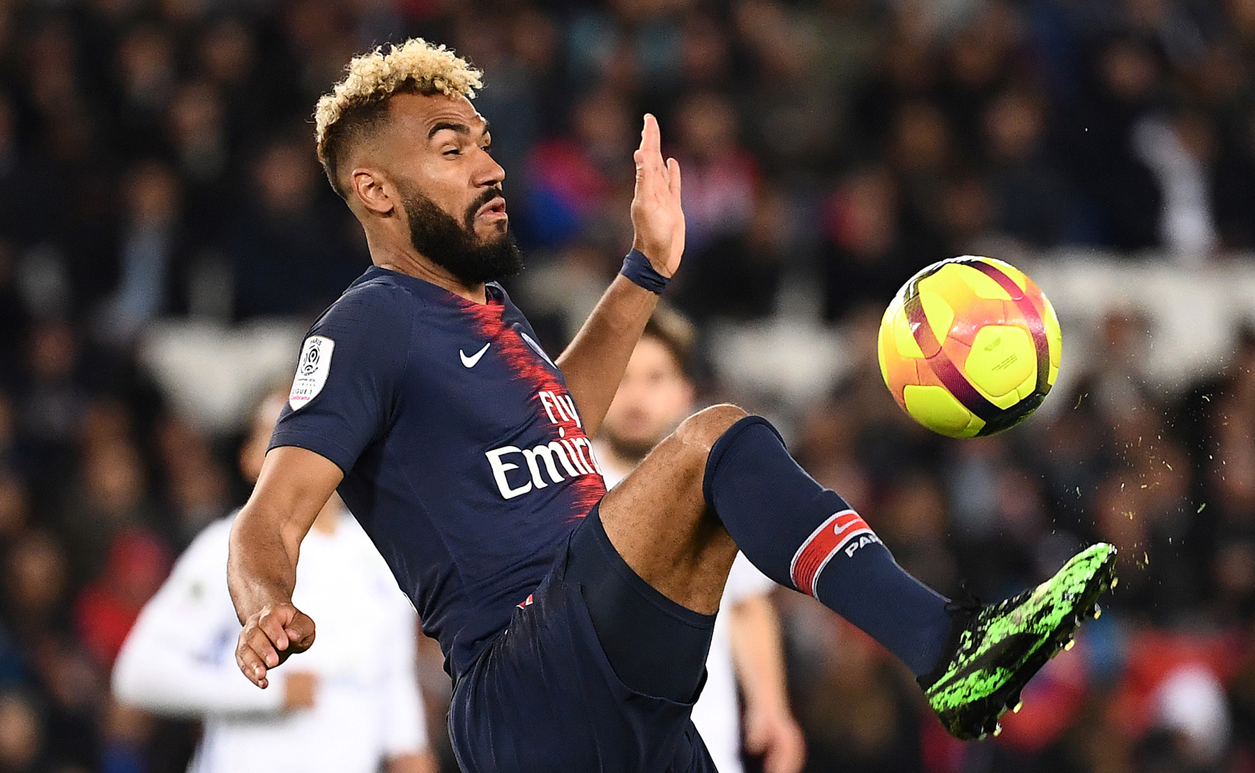 PSG Small Talk Podcast Choupo Moting Giveth And Choupo