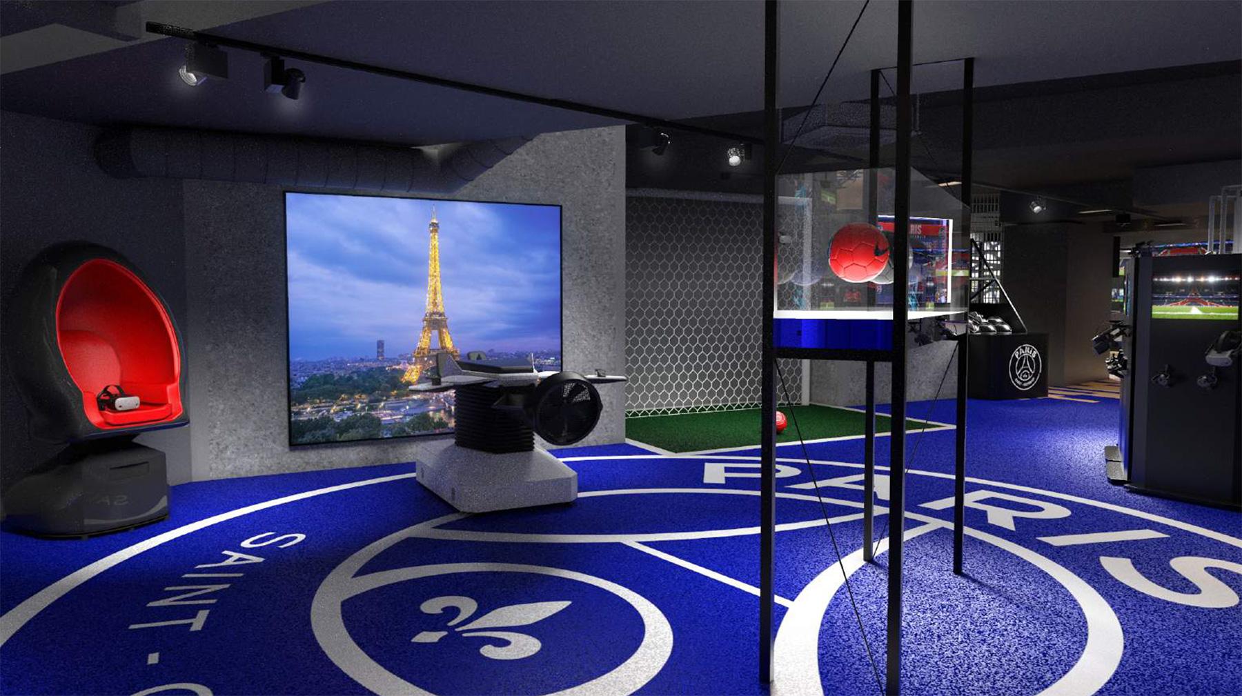 An Inside Look At Paris Saint Germain S New Stadium Tour Experience Psg Talk
