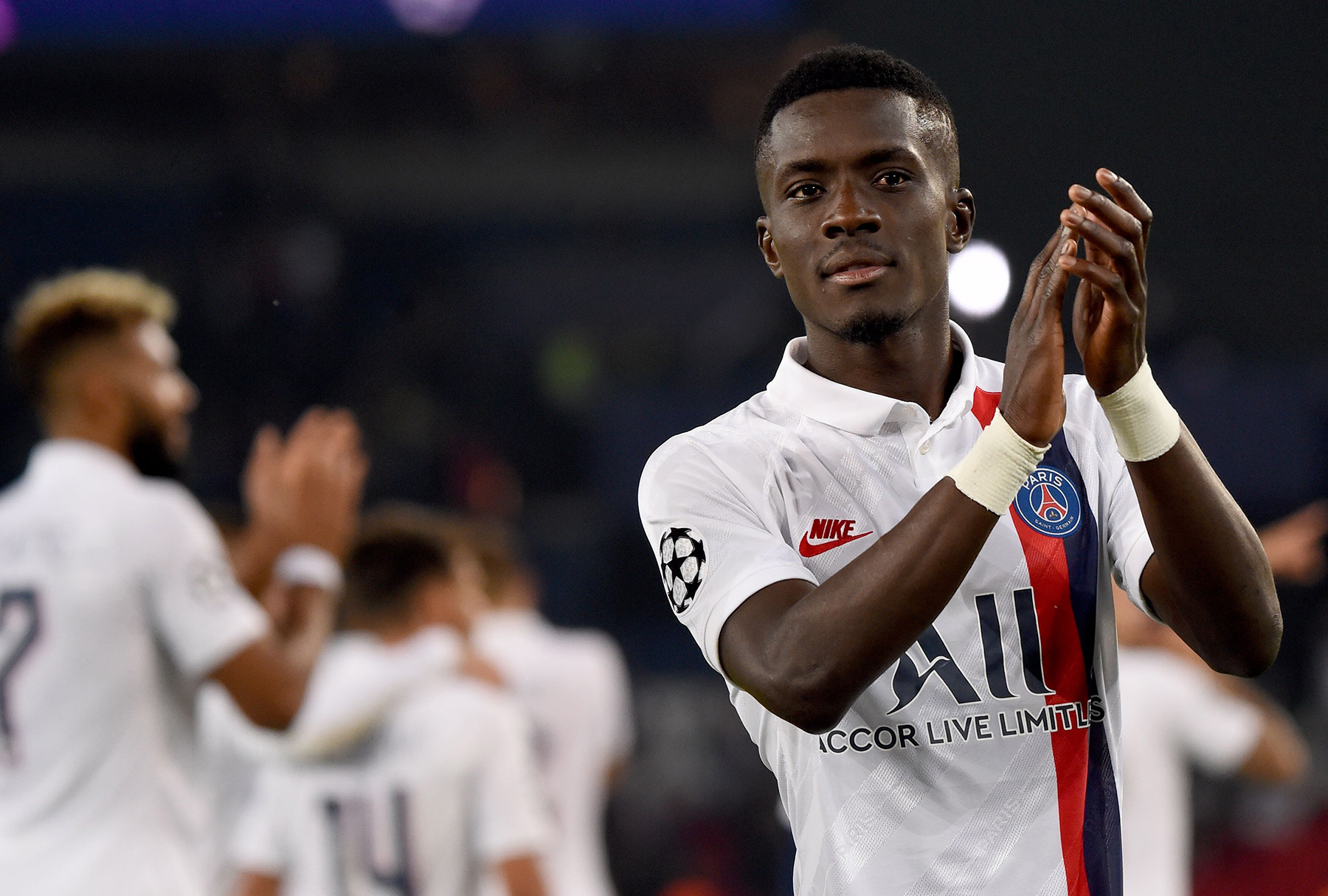 A Statistical Analysis of Idrissa Gueye's Breakout Season at PSG - PSG Talk