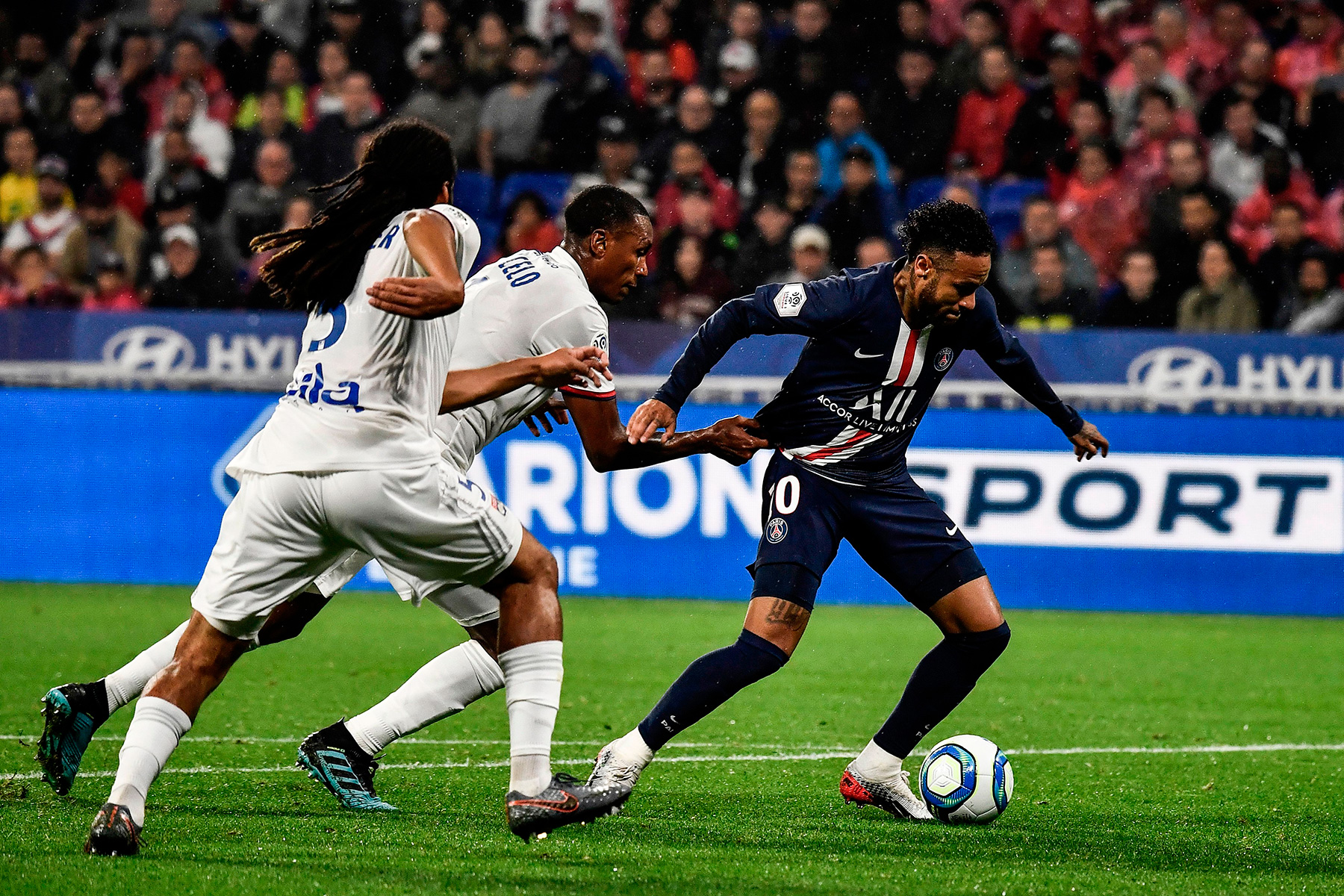 """""""PSG and Lyon will continue playing the Champions League ...  
