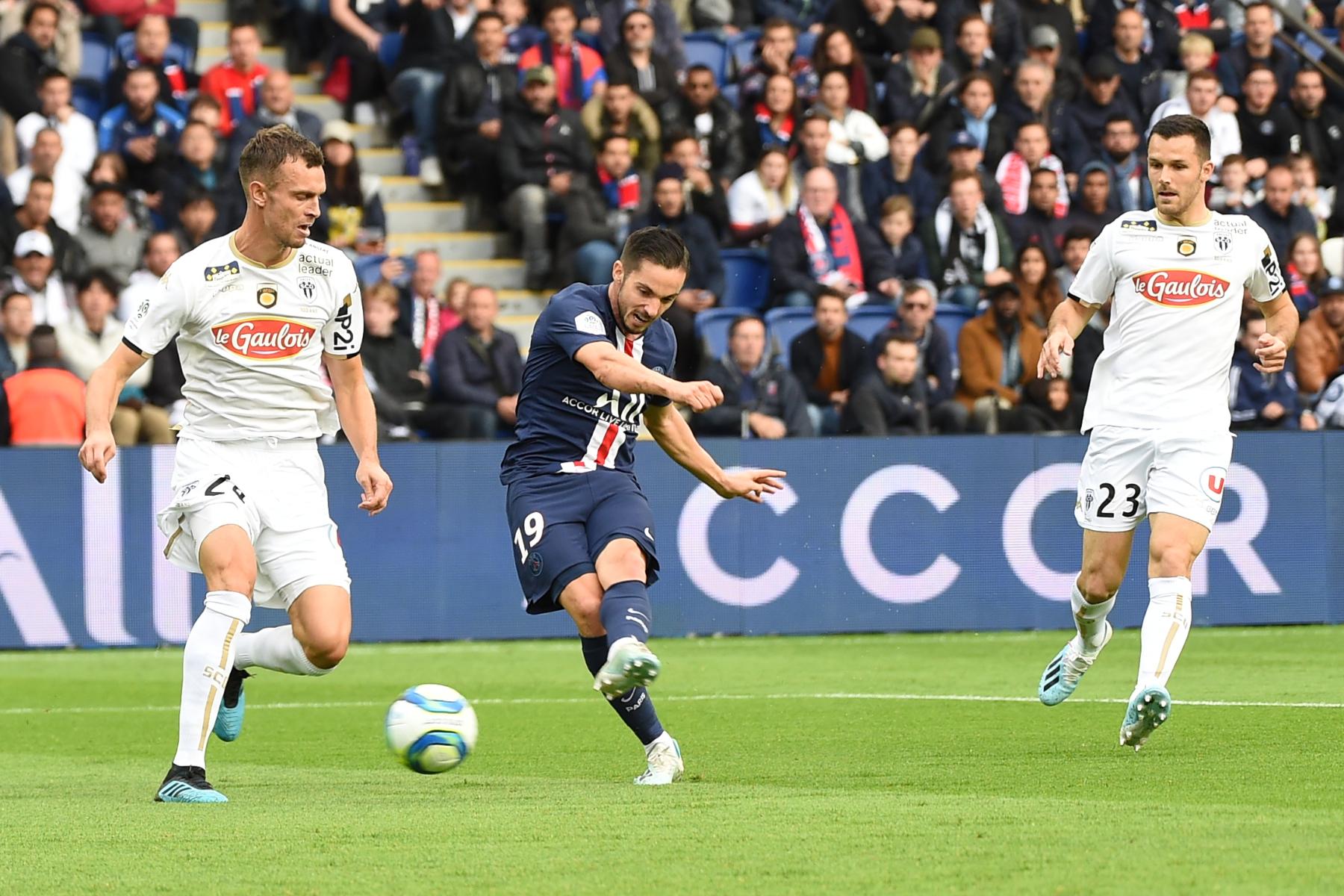 Sarabia Shines For Paris Saint Germain In 4 0 Win Over Angers Psg Talk