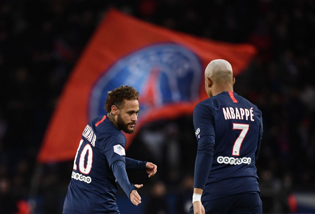 Mid Season Review Rating Neymar Mbappe And Rest Of Psg S Squad Psg Talk