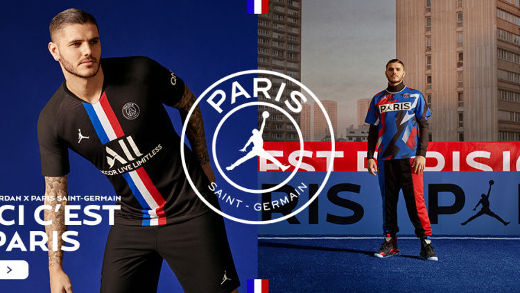 The PSG x Jordan Fourth Kit is Officially Revealed PSG Talk