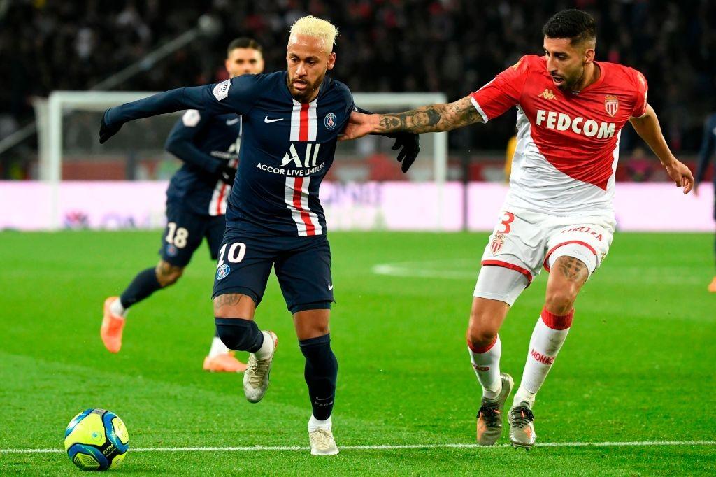 Ligue 1 Champions Paris Saint-Germain Beaten by Monaco ...  |Monaco ... Psg