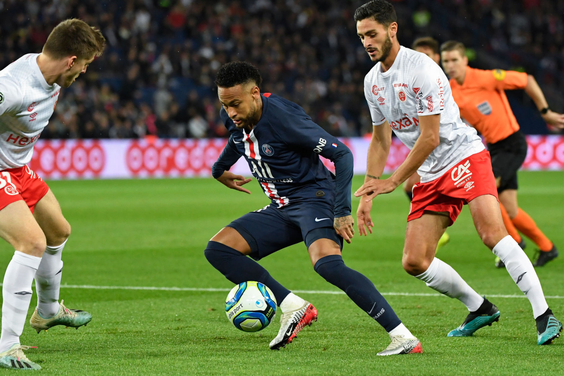 Reims vs PSG live streaming for free, Lionel Messi ...