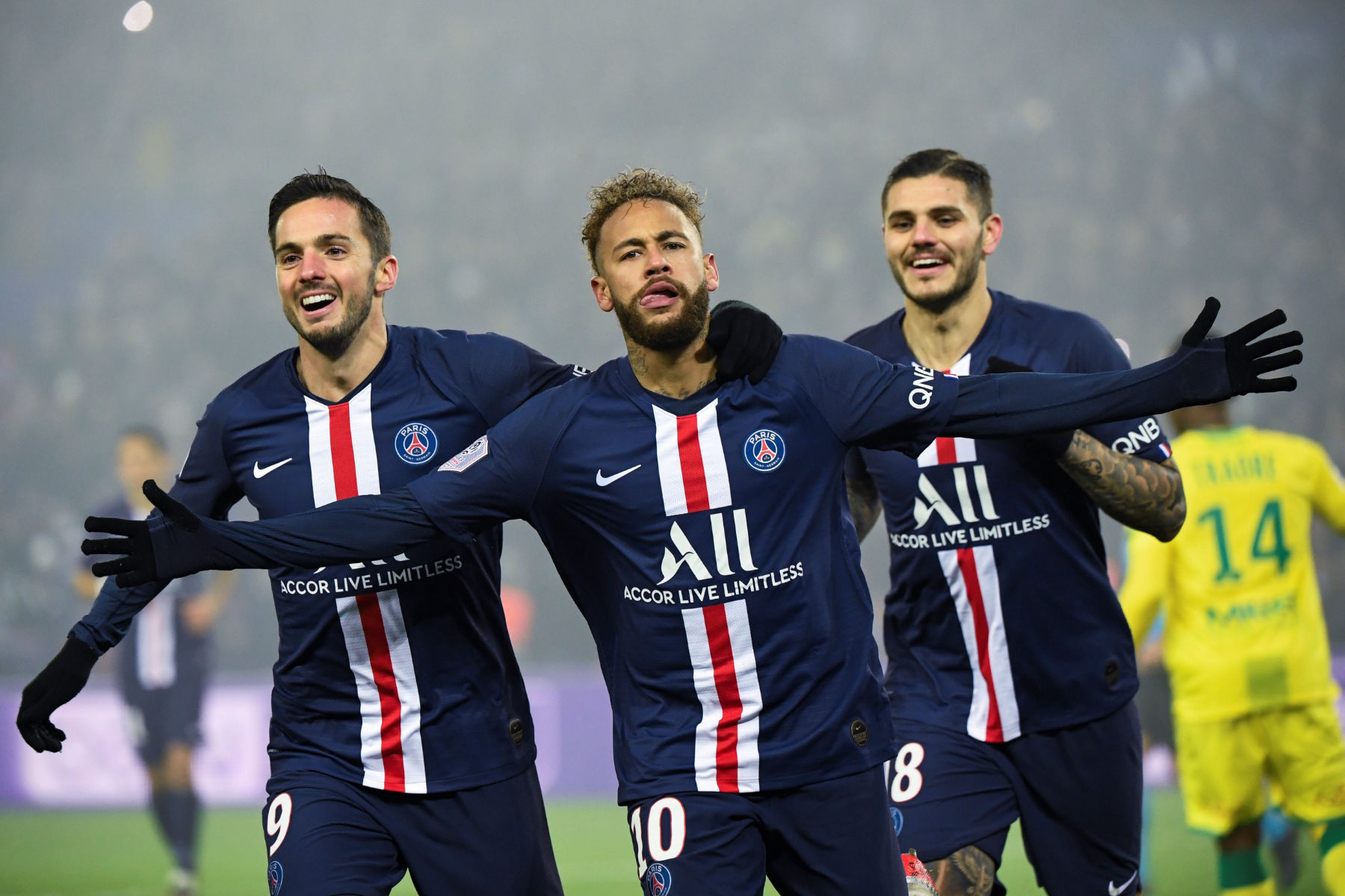 Neymar Calls Current PSG Squad 'The Strongest in Every Sense ...