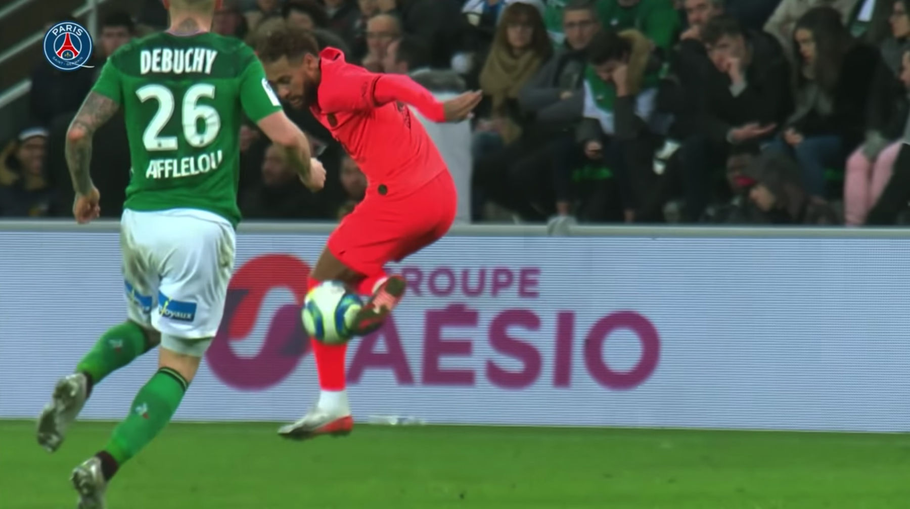 Video Neymar Dazzles In Compilation Of Best Skills Of 2019 Psg Talk