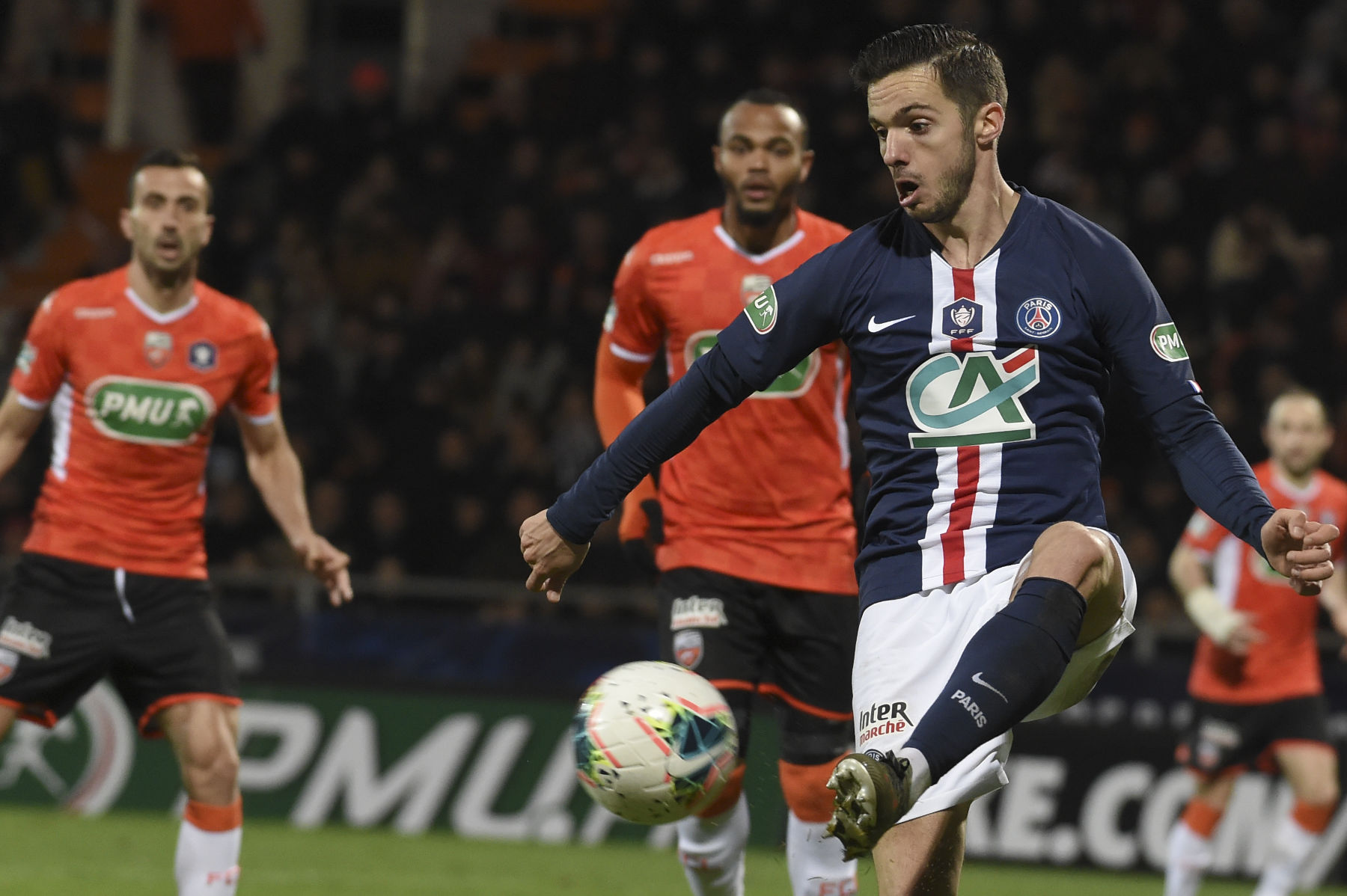 PSG's Win Over Lorient Wasn't Pretty But It Was What They Needed ...