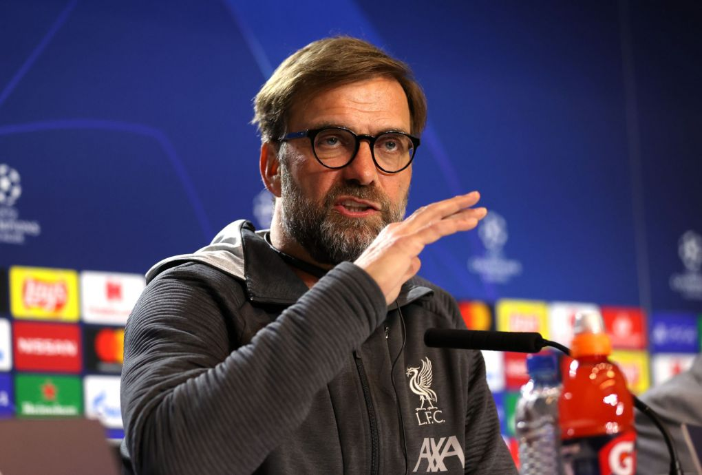Image result for klopp press conference atletico