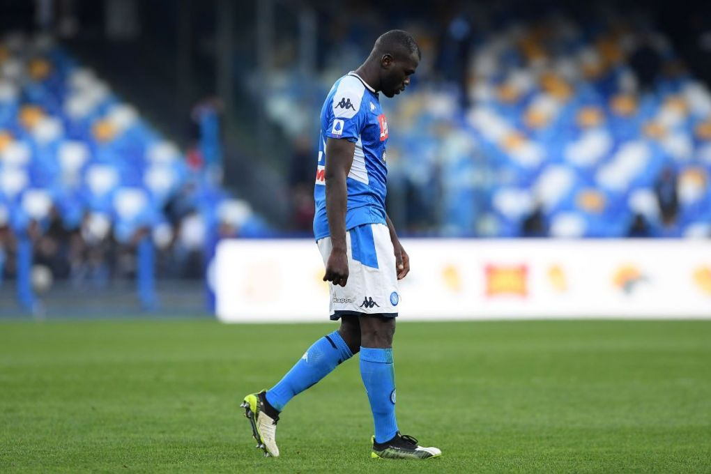 Report Napoli Want To Sell Koulibaly This Summer Psg Talk