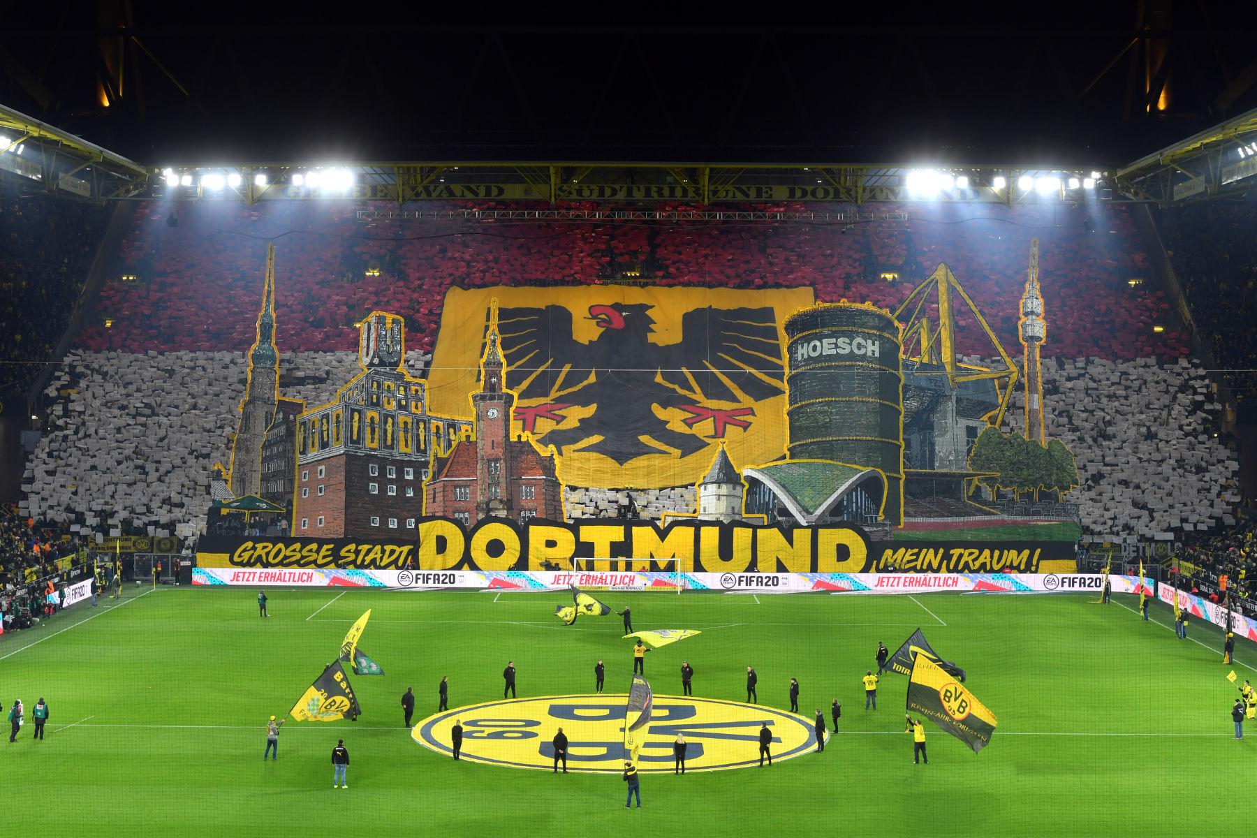 Dortmund Bremen 2020