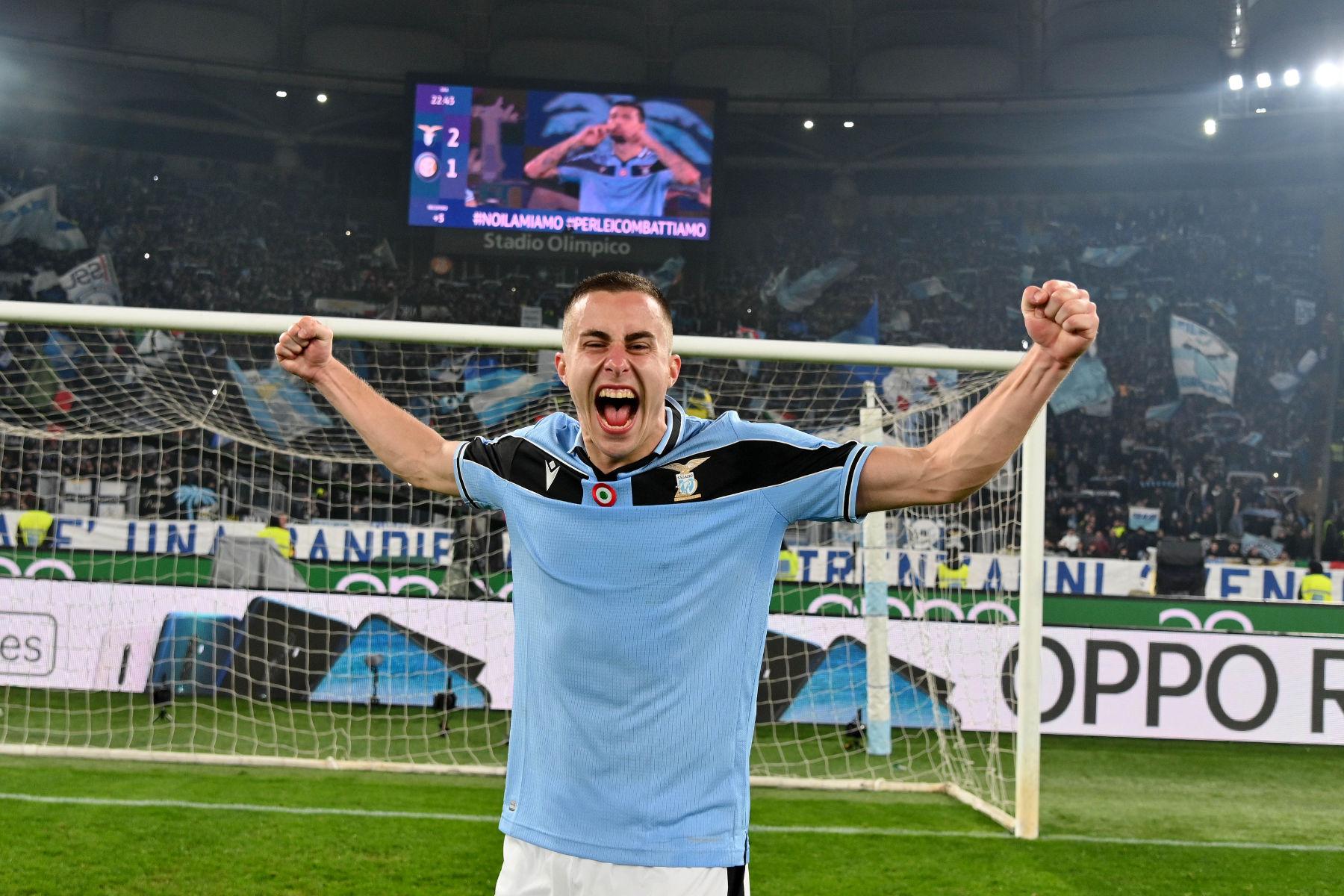 Report: PSG Targeting Lazio's Adam Marušić to Fill Right-Back Position -  PSG Talk