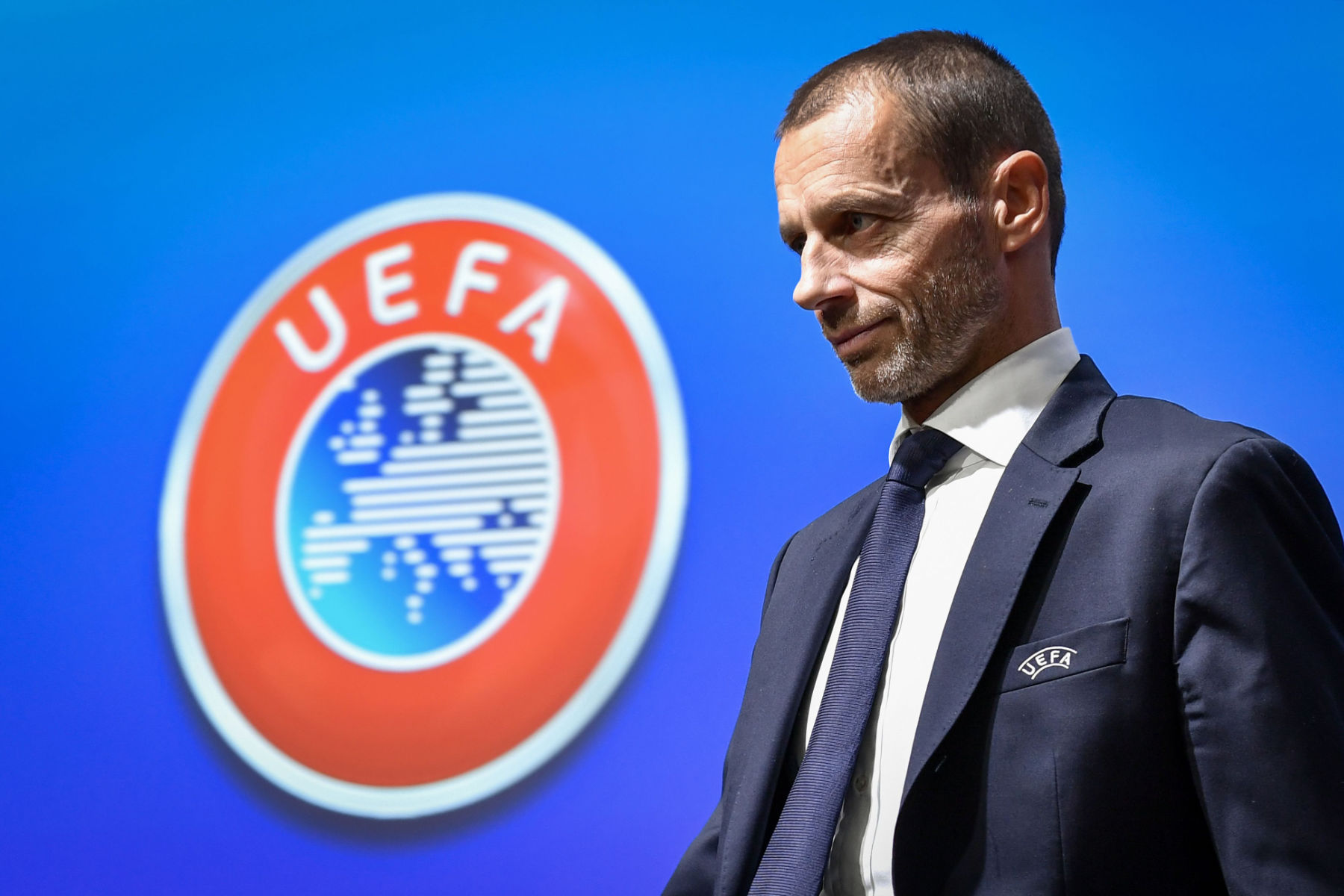 We Have a Plan A, B, or C' - UEFA President Discusses Options For ...