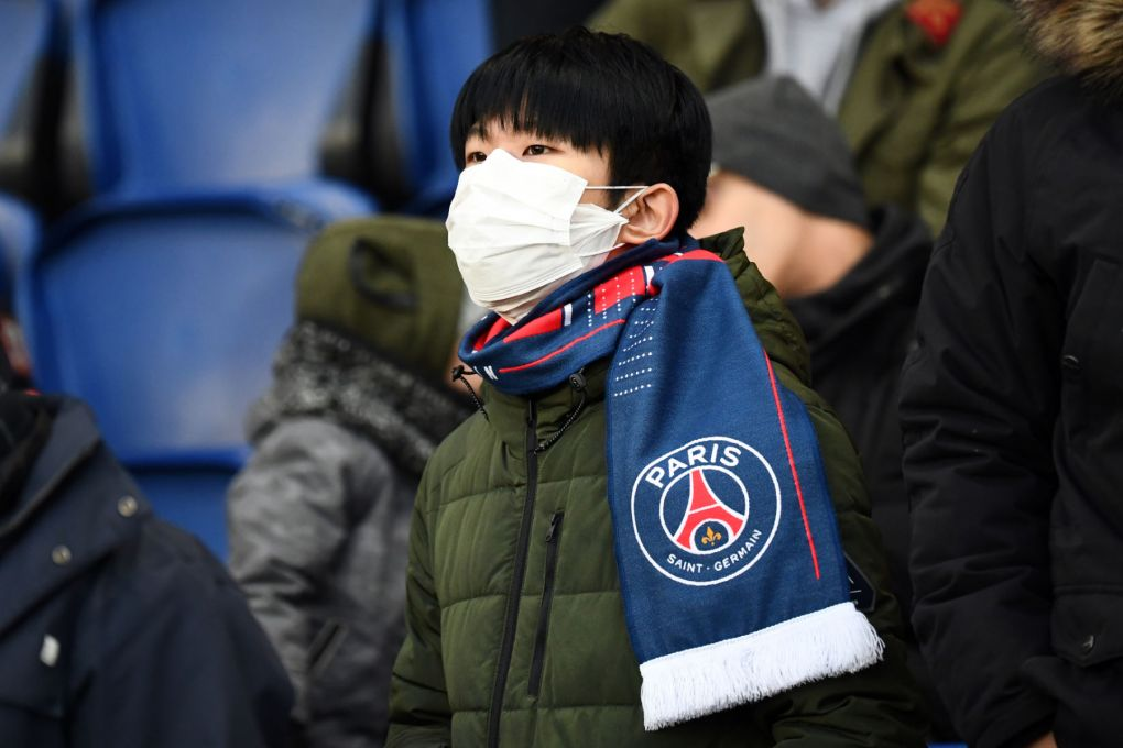 Coronavirus Could Force Psg To Battle Borussia Dortmund Behind Closed Doors Psg Talk