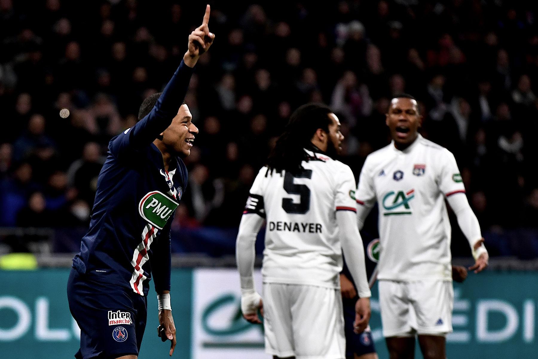 Ligue 1 2019: How To Watch Lyon vs. PSG  |Psg- Lyon