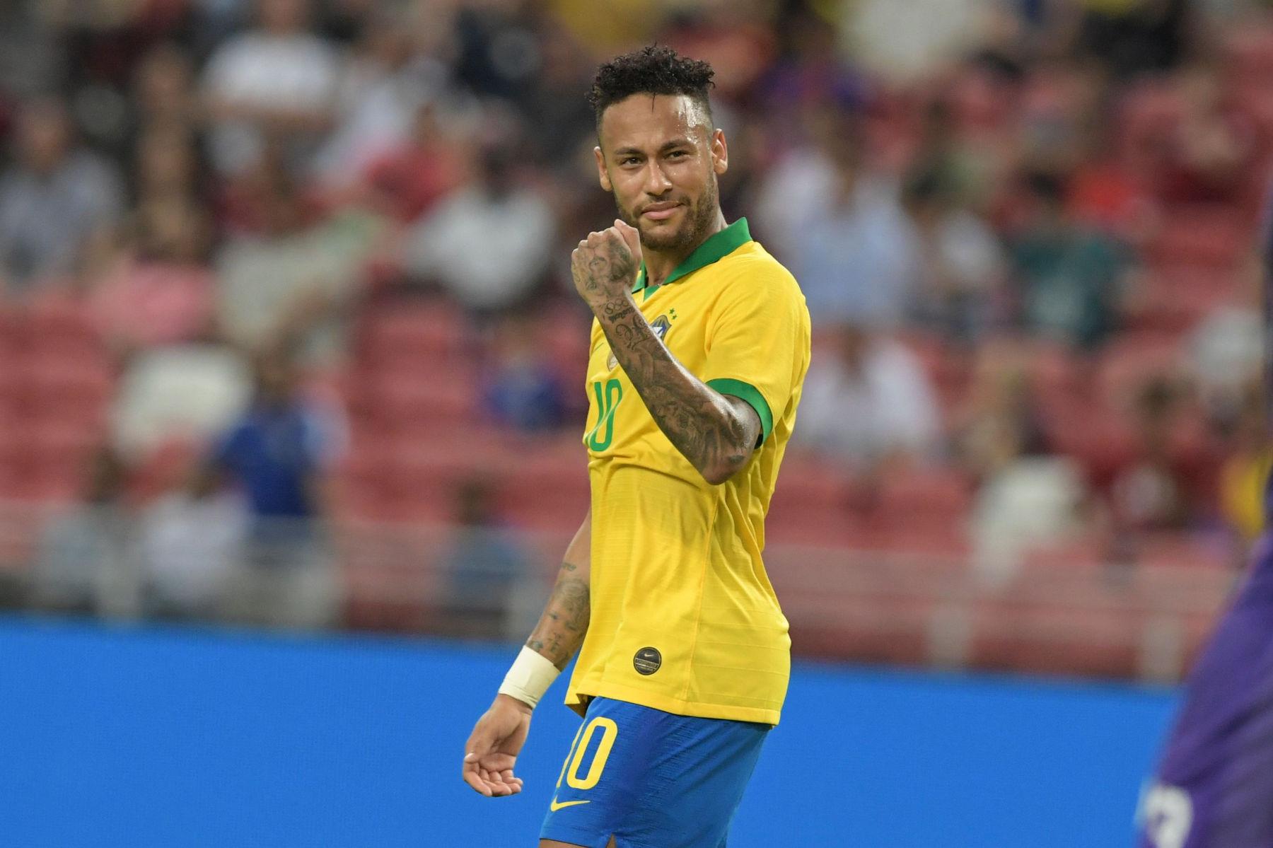 'ไม่ต้องสงสัย' ผจก.บราซิลในการส่งคำเชิญให้เนย์มาร์ออกจากทีมโอลิมปิกในโตเกียว