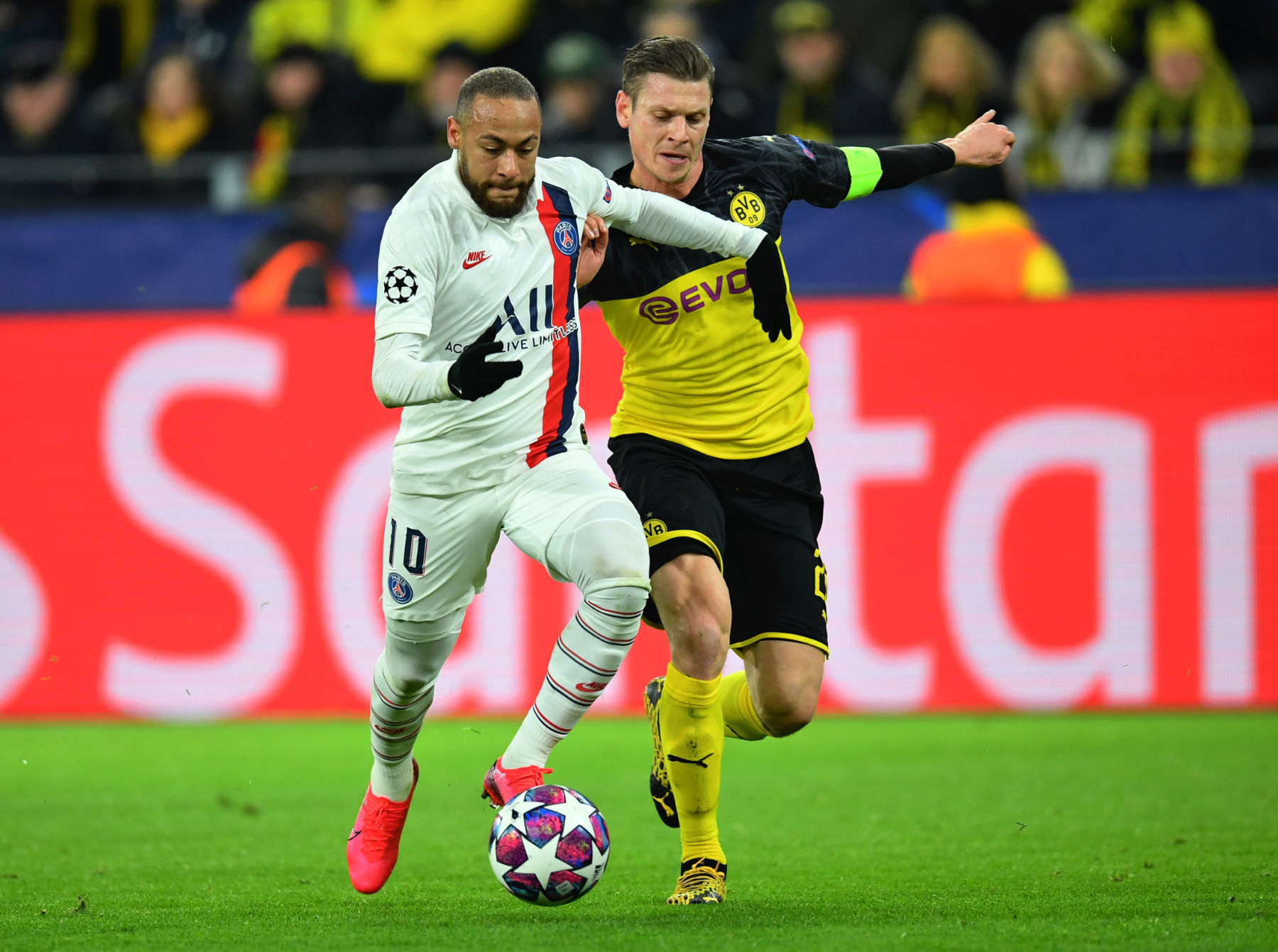 PSG Talking Podcast Dortmund Supporter Explains Why PSG