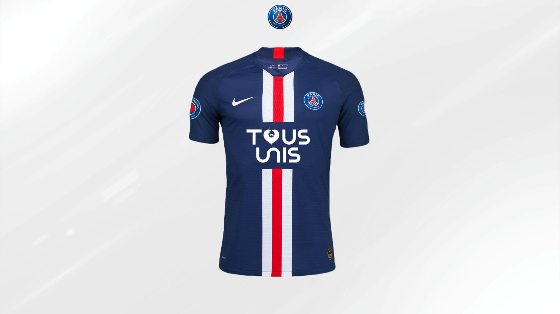 Psg Release All Together Jersey To Aid Healthcare Professionals During Coronavirus Crisis Psg Talk