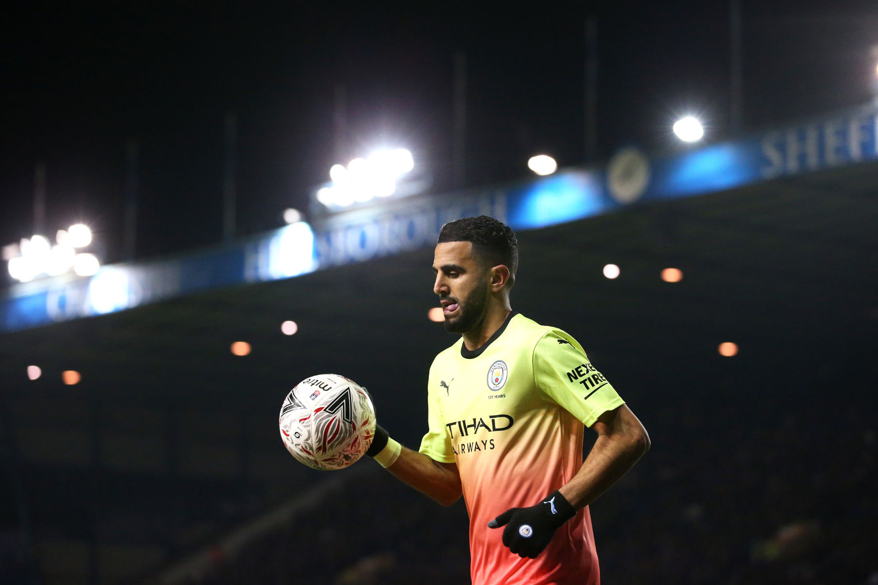 Video: 'It's Special Because I'm From Paris' - Riyad Mahrez Shares Thoughts  on the PSG-Manchester City Matchup - PSG Talk