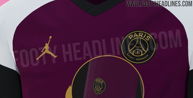 Leaked Images The 2020 21 Psg X Jordan Brand Away Kit Is Not Great Psg Talk