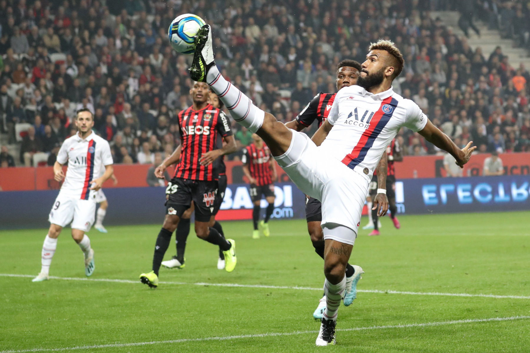 Grading PSG The Choupo Moting Experiment In Paris Fizzles