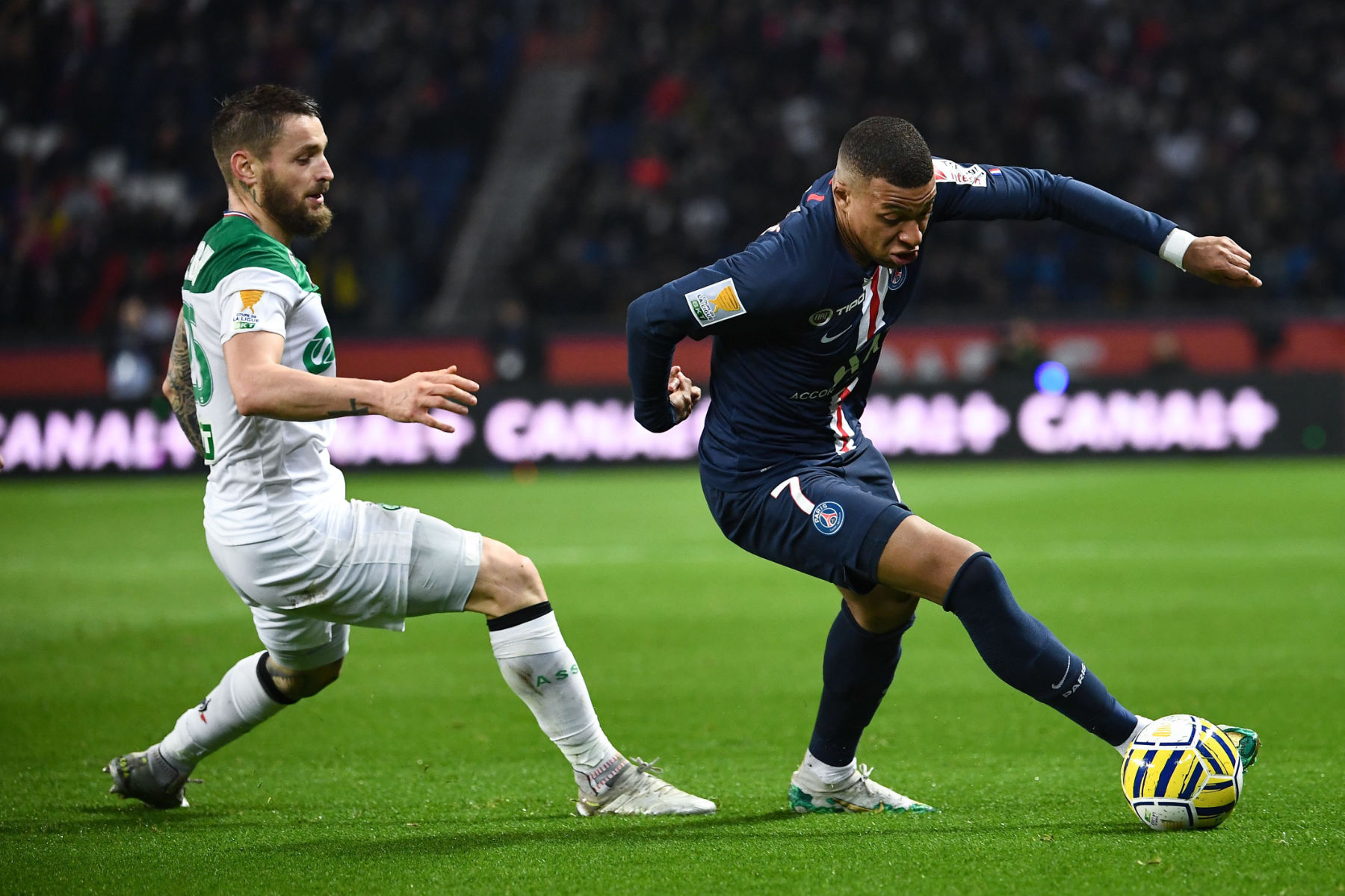Coupe de France Final Between PSG and Saint-Étienne Could Be ...