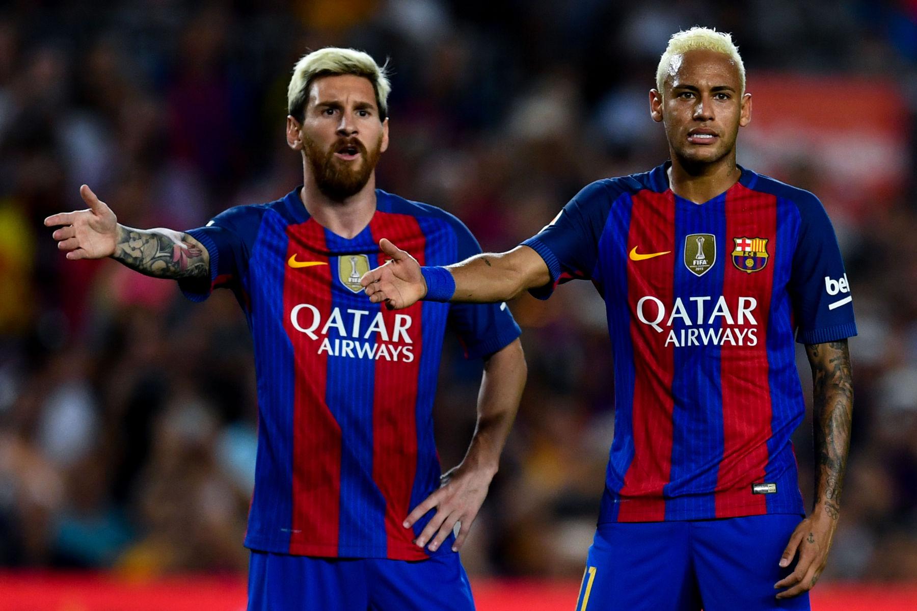 I Played Against Messi He Impressed Me Less Than Neymar Lemina Picks Psg S Superstar Over The Barcelona Legend Psg Talk