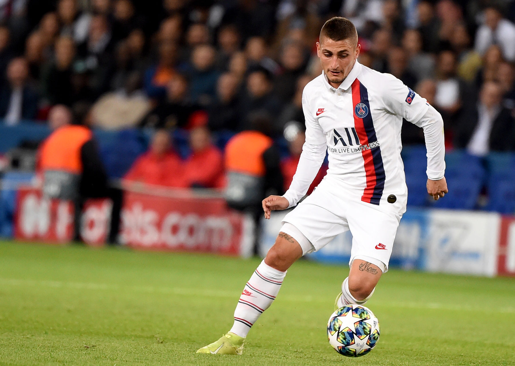 Report: Verratti Will Not Feature Against RB Leipzig in Champions League  Semifinal - PSG Talk