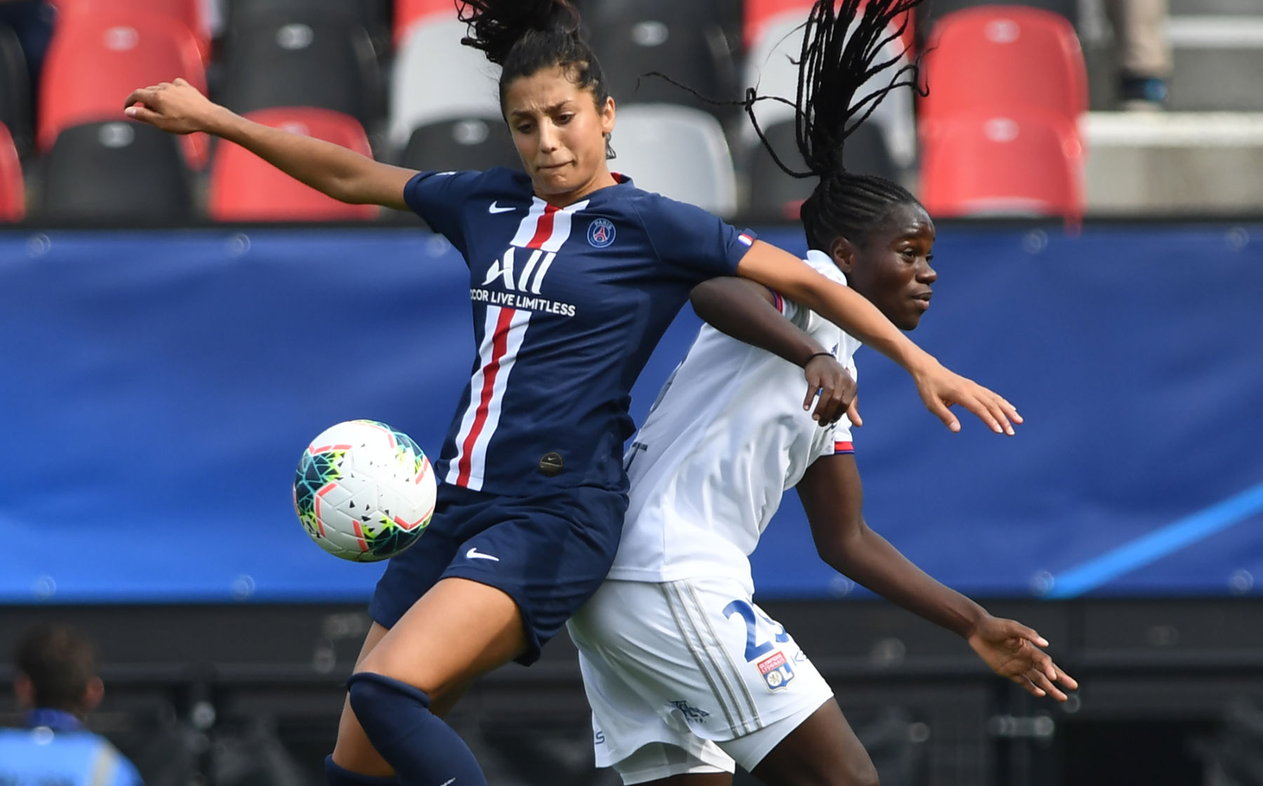 Psg Feminine Coach Is Hopeful That They Ll Finish Their Season