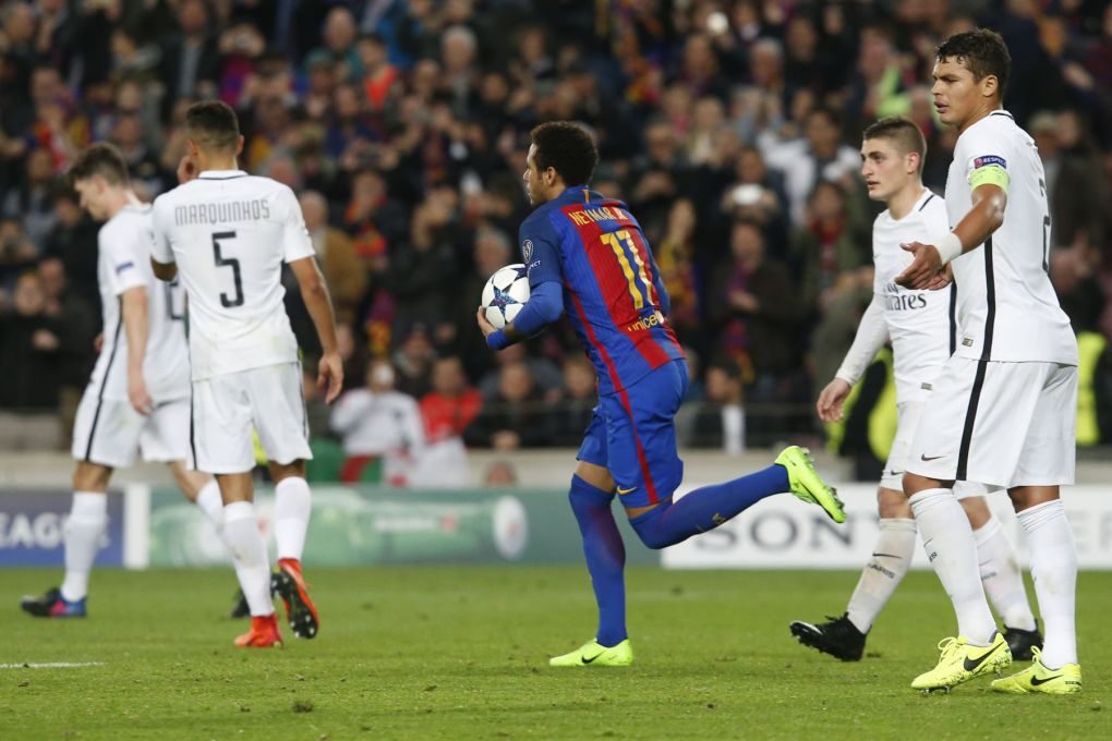 Nickname For Barcelona S 6 1 Win Over Psg Is Now An Official Word