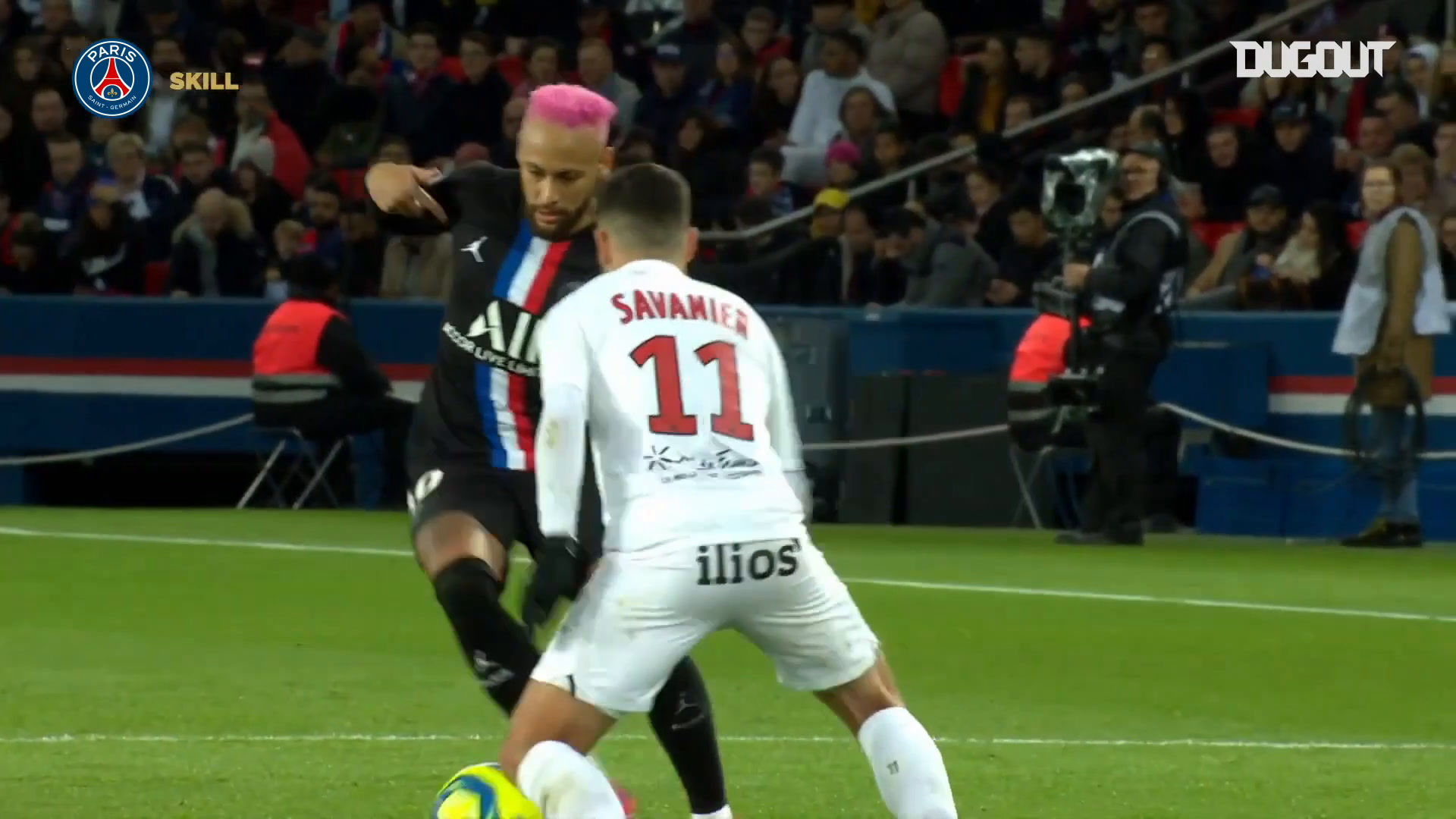 Video Neymar And Ronaldinho S Best Skills With Paris Saint Germain Psg Talk
