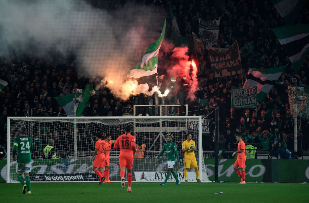 Saint Etienne Wants Coupe De France Final Against Psg Played With