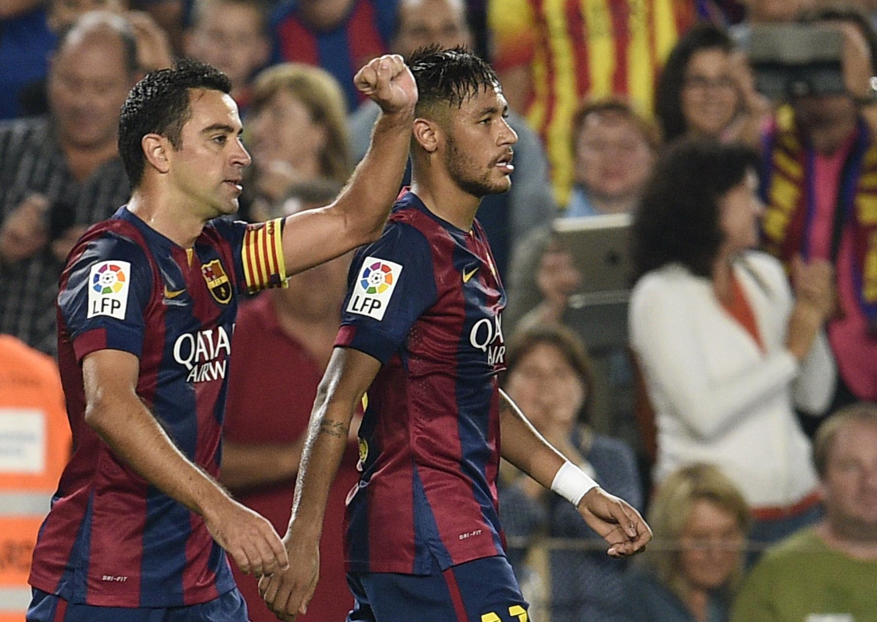Xavi Wants Barcelona to Sign Neymar Over Arsenal and Liverpool ...