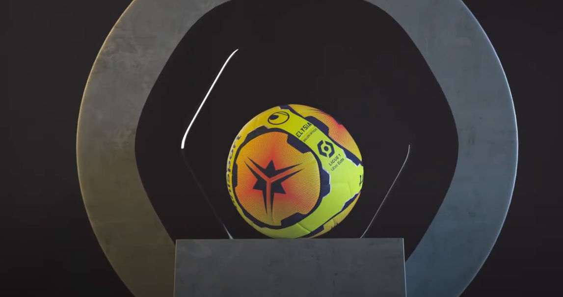 official new ligue 1 ball for 2020 21 season unveiled psg talk new ligue 1 ball for 2020 21 season