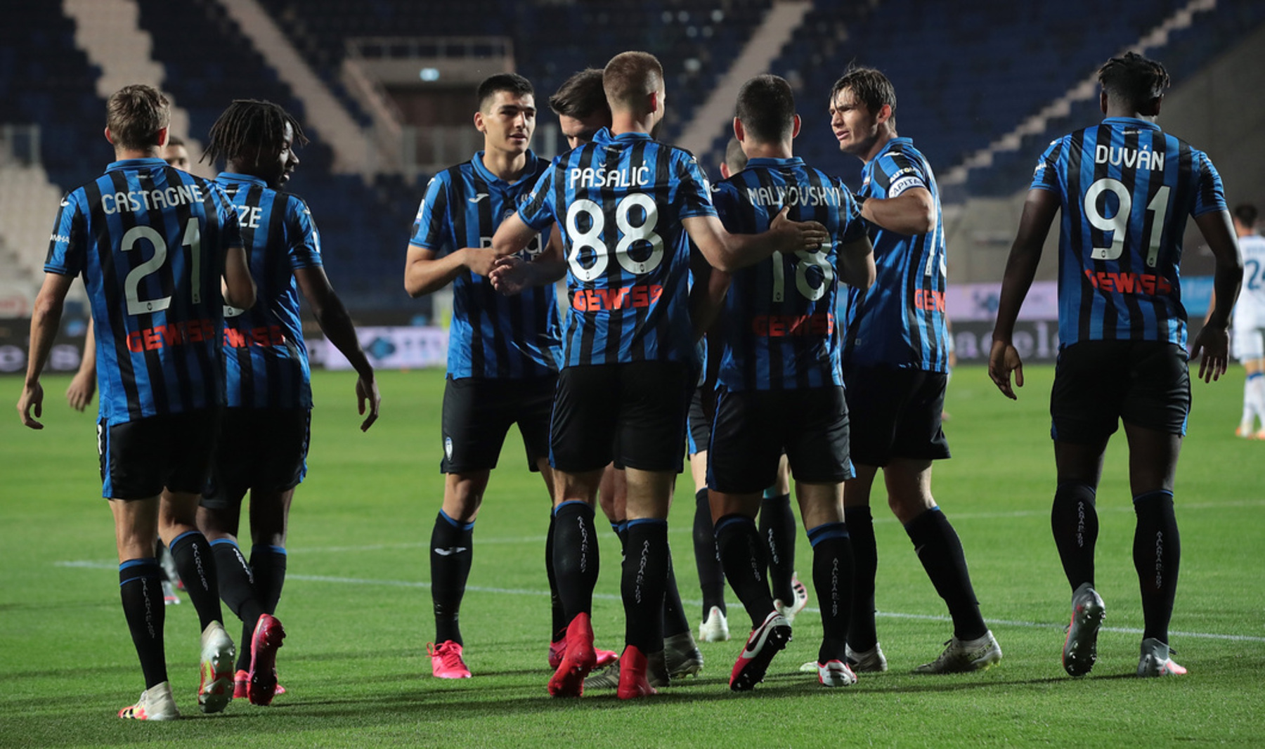 Ogc Nice Midfielder Tameze Provides Insight On How Atalanta Will Plan Against Psg In Champions League Quarter Final Psg Talk
