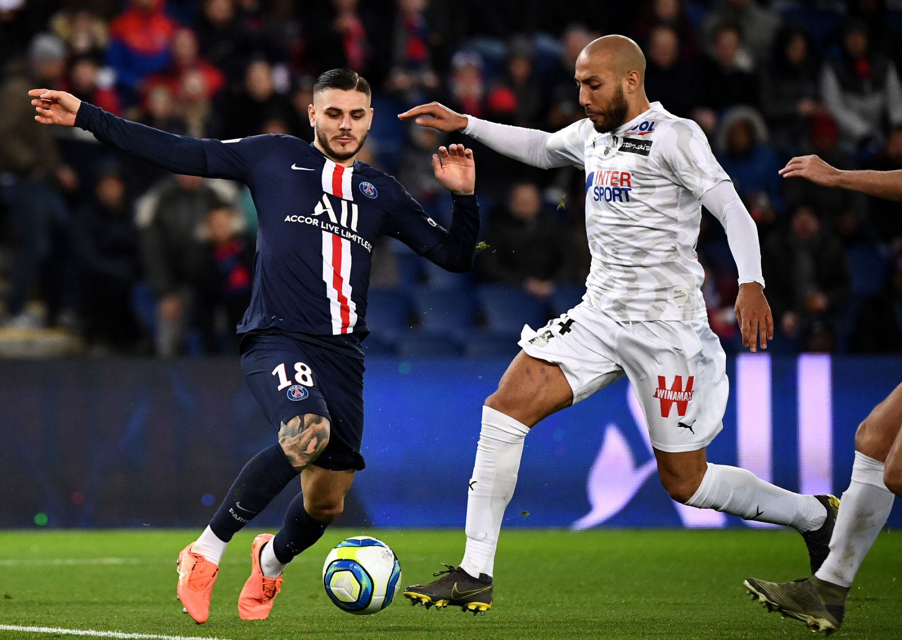 Mauro Icardi Discusses Why He Made His Stay With Psg Permanent
