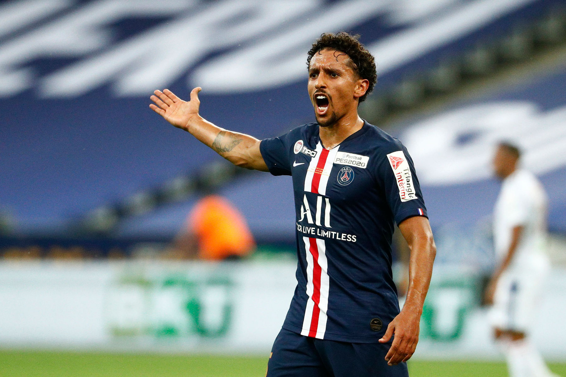 Marquinhos on PSG's Unity and his Goal Against RB Leipzig in Champions  League Semifinal - PSG Talk