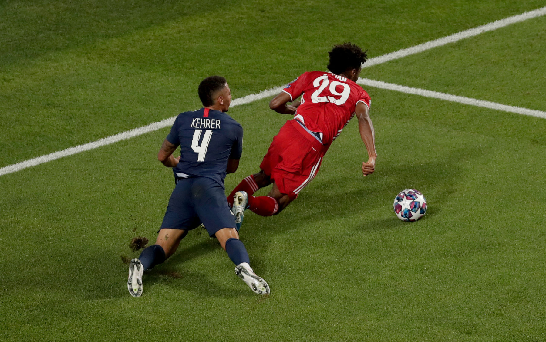 Opinion: Ref Was Right to Deny Bayern Munich Penalty Against PSG in Champions League Final - PSG Talk