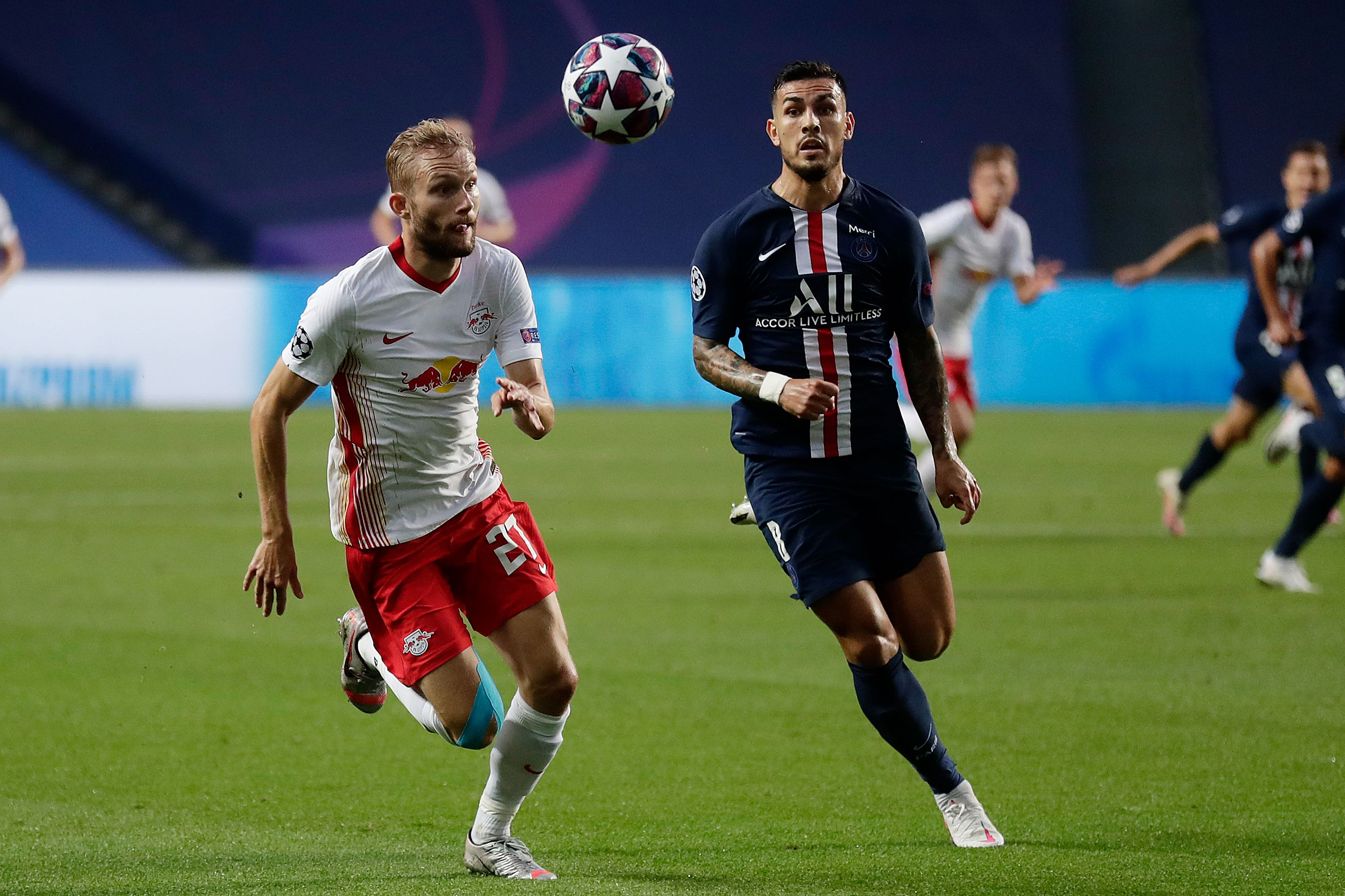 We Have A Score To Settle Rb Leipzig Sporting Director On Meeting Psg In This Season S Champions League Group Stage Psg Talk