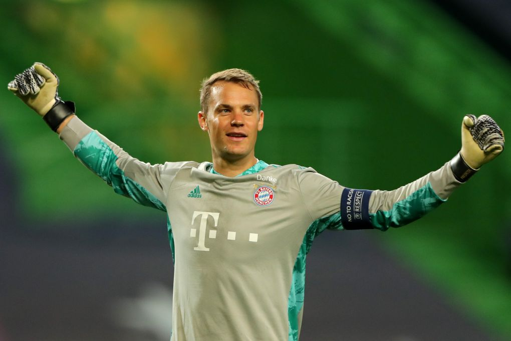 Video Manuel Neuer States That There Will Be Plenty Of Goals Between Bayern And Psg Psg Talk